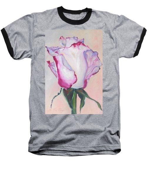 Glamour Roses IIi Baseball T-Shirt