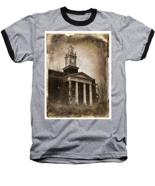 Glasgow Ky Courthouse Baseball T-Shirt