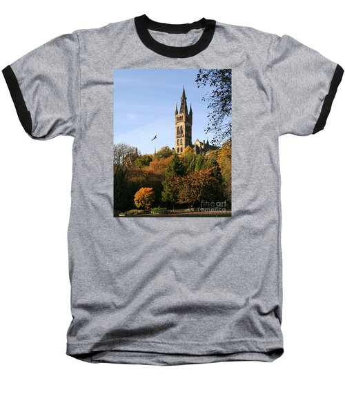 Glasgow University Baseball T-Shirt
