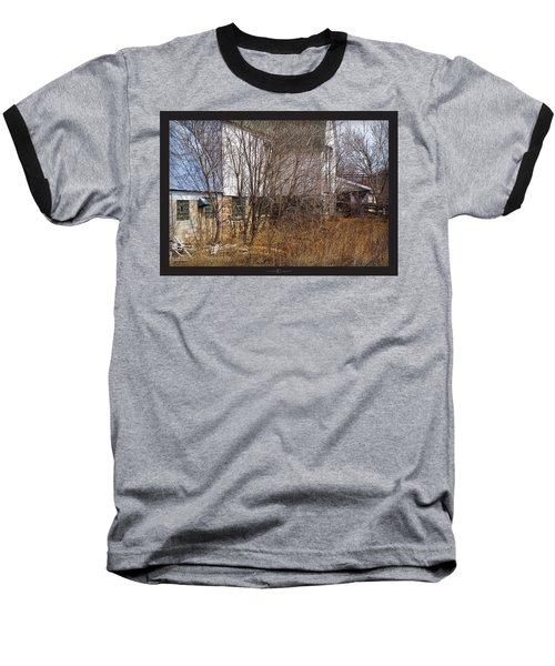 Glass Block Baseball T-Shirt