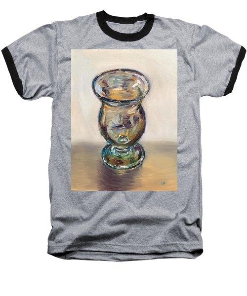 Glass Goblet Baseball T-Shirt