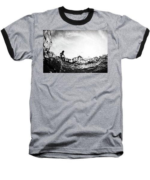 Glass House Baseball T-Shirt