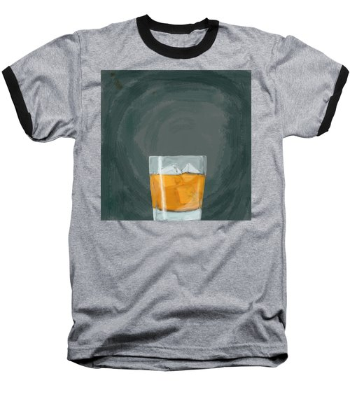 Glass, Ice,  Baseball T-Shirt