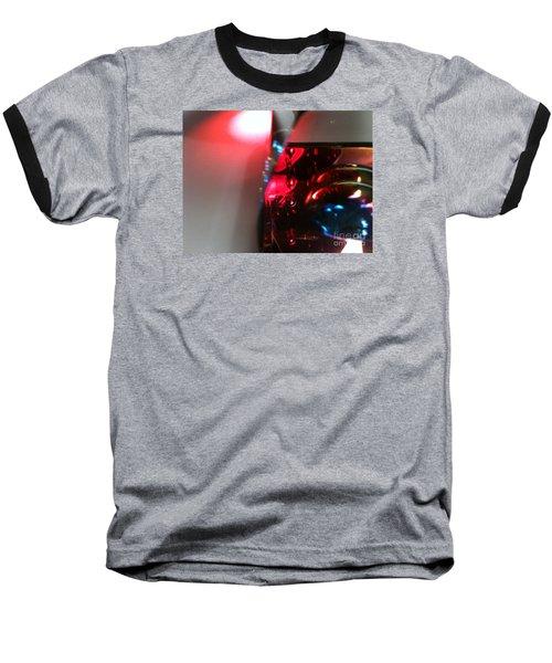 Glass Reflections Baseball T-Shirt