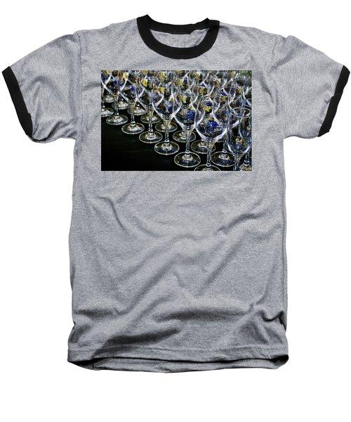 Glass Soldiers Baseball T-Shirt