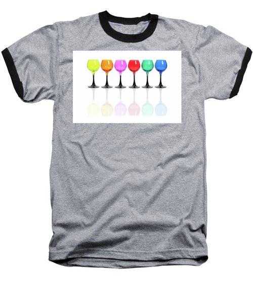 Glasses #2085 Baseball T-Shirt