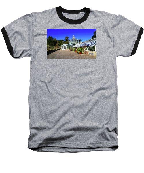 Glasshouse Entrance Baseball T-Shirt
