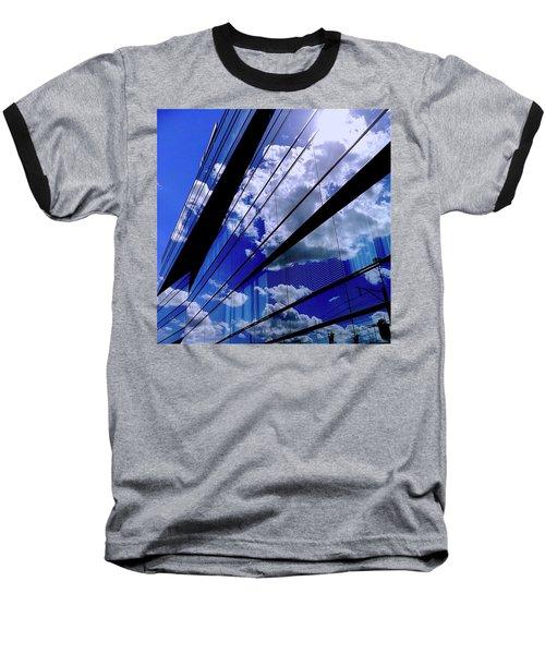 Glassy Confusion Baseball T-Shirt
