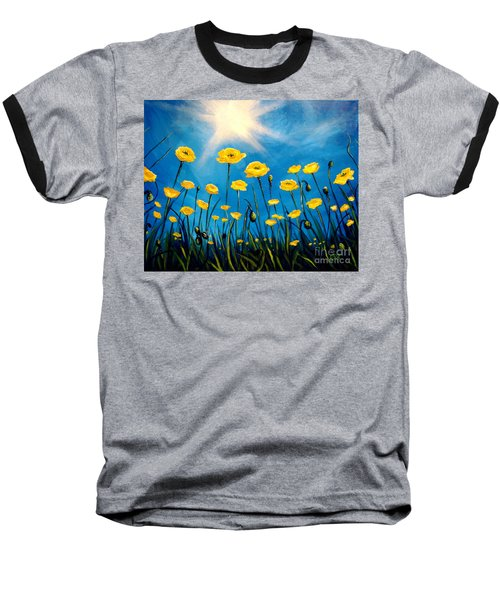 Gleaming Baseball T-Shirt