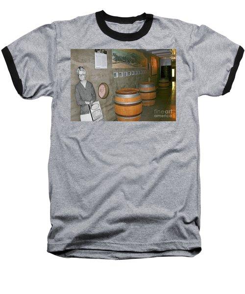 Glen Ellen Wine And History Baseball T-Shirt