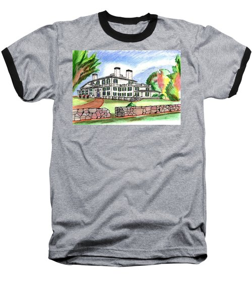 Glen Magna Farms Danvers Baseball T-Shirt by Paul Meinerth