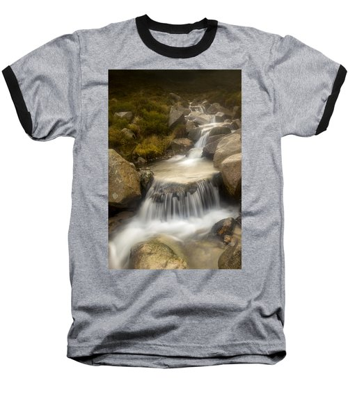 Glen River Nearer To The Source Baseball T-Shirt