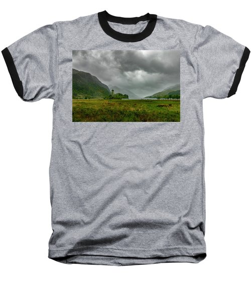 Glencoe, Scotland Baseball T-Shirt