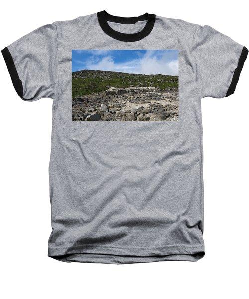 Glendasan Abandoned Mining Site Village Baseball T-Shirt