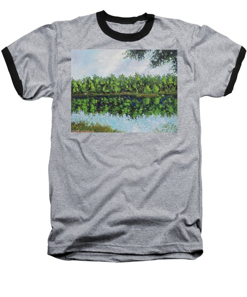 Glenoak Lake Baseball T-Shirt