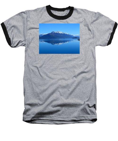 Glenorchy Road New Zealand Baseball T-Shirt