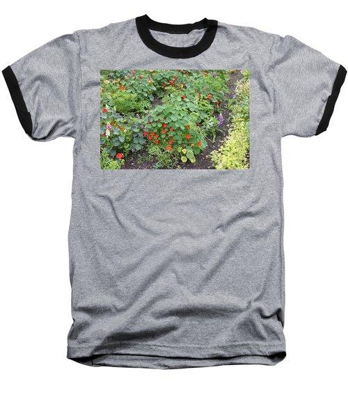 Glenveagh Castle Gardens 4278 Baseball T-Shirt
