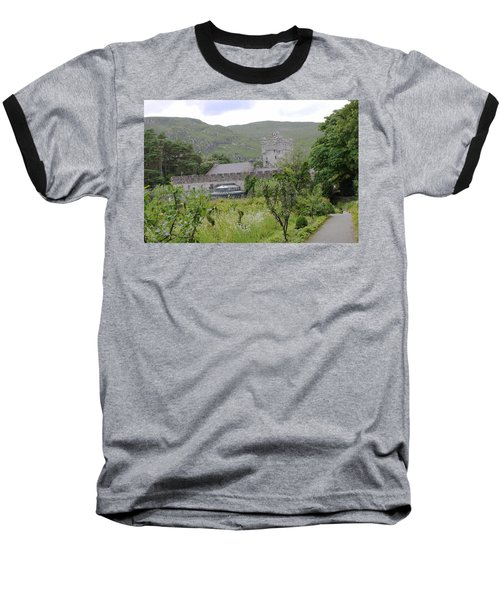 Glenveagh Castle Gardens 4287 Baseball T-Shirt