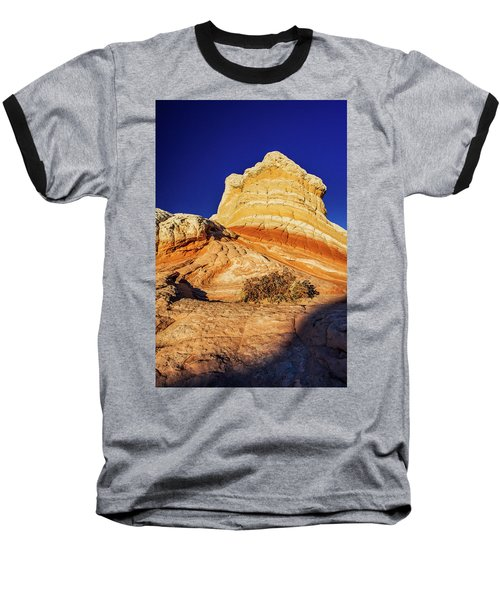 Baseball T-Shirt featuring the photograph Glimpse by Chad Dutson