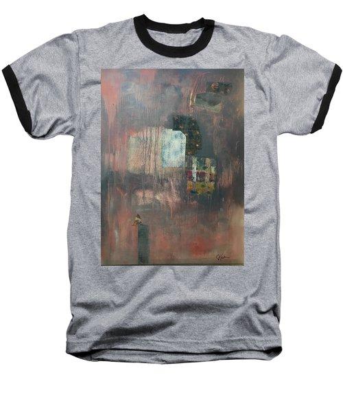 Glimpse Of Town Baseball T-Shirt