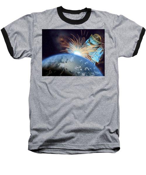 Global Meltdown Baseball T-Shirt