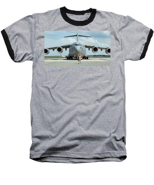 Globemaster Baseball T-Shirt
