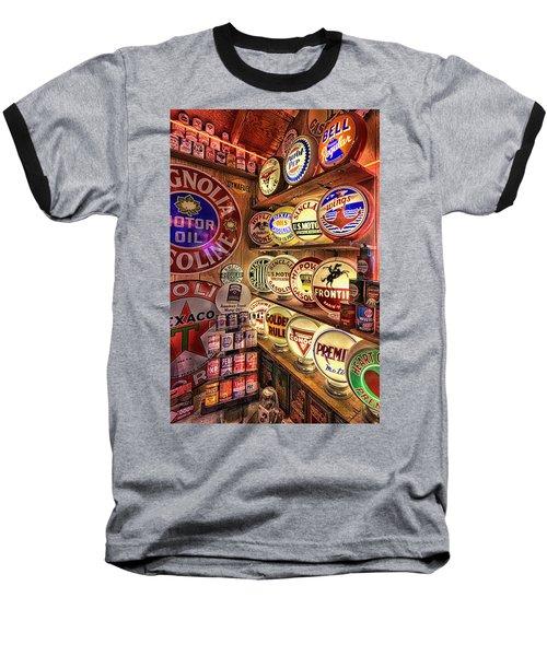 Globes Of The Past Baseball T-Shirt