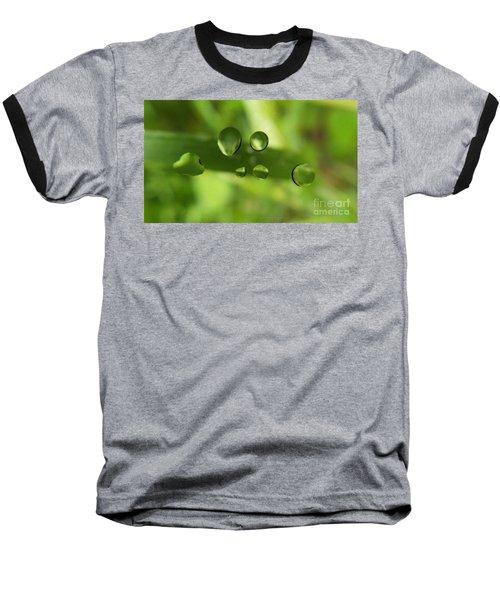 Globules Baseball T-Shirt