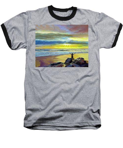 Glorious Day Baseball T-Shirt