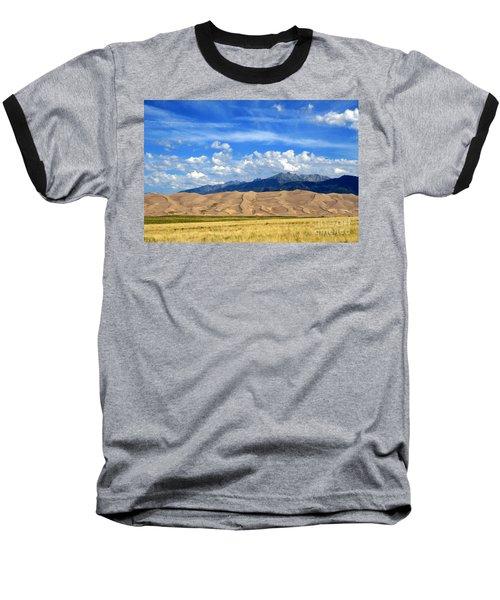 Baseball T-Shirt featuring the photograph Glorious Morning 2 by Paula Guttilla
