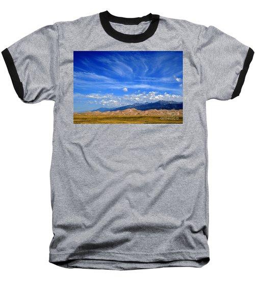 Baseball T-Shirt featuring the photograph Glorious Morning by Paula Guttilla