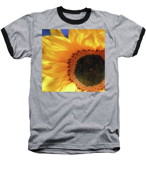 Glorious Sunflower Baseball T-Shirt