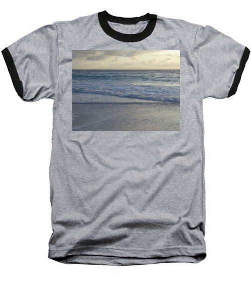 Glorious Sunrise Baseball T-Shirt by Margaret Brooks