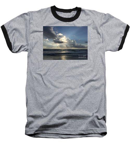 Glory Day Baseball T-Shirt by LeeAnn Kendall
