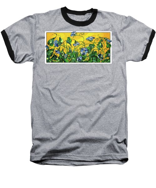 Glory In The Flower Baseball T-Shirt