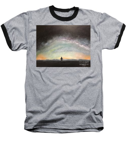 Glory Of God Baseball T-Shirt