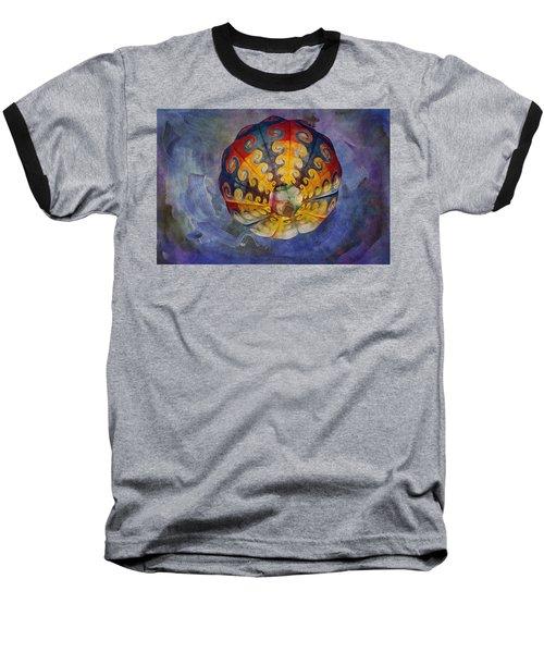 Glory Of The Sky Baseball T-Shirt
