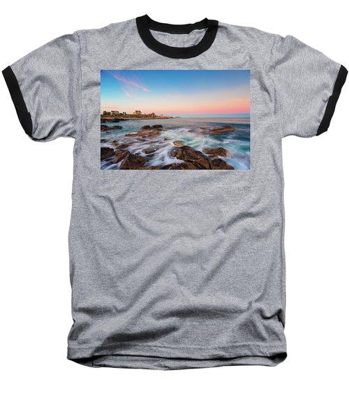 Gloucester Sunset 1 Baseball T-Shirt