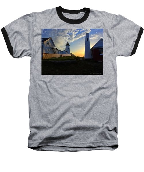 Glow Of Morning Baseball T-Shirt