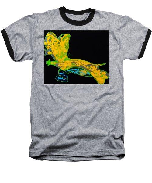 Glow Stick Baseball T-Shirt