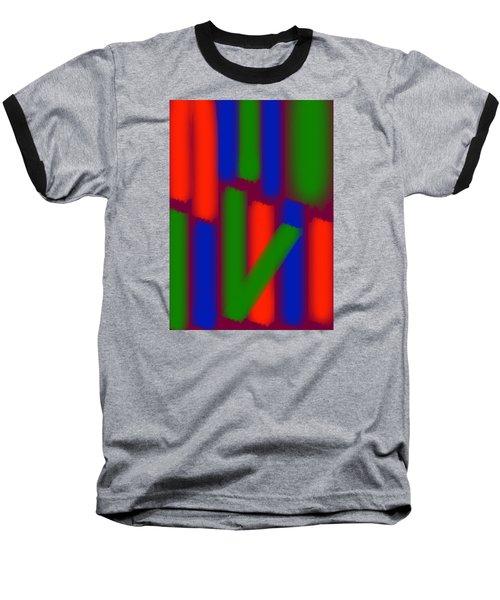 Glow Sticks Baseball T-Shirt
