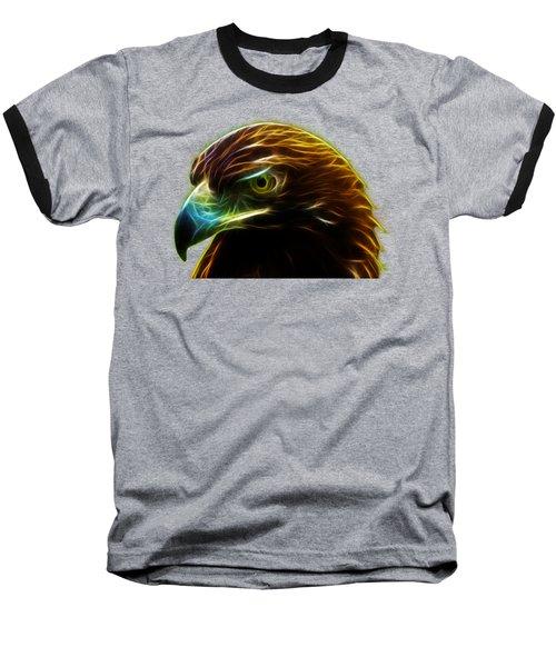 Glowing Gold Baseball T-Shirt