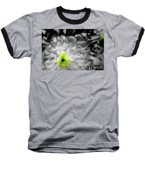 Glowing Heart Baseball T-Shirt