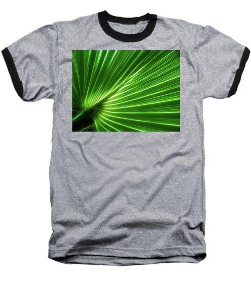 Glowing Palm Baseball T-Shirt