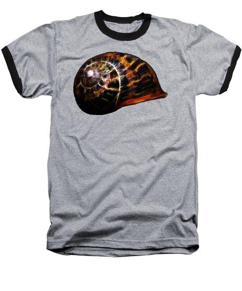 Glowing Shell Baseball T-Shirt