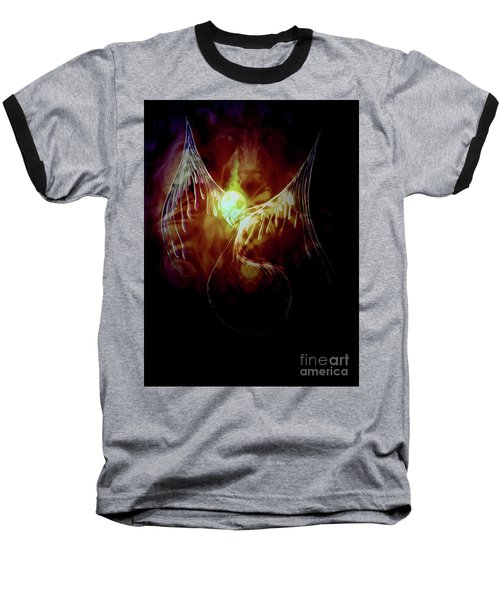 Glowingpixie Baseball T-Shirt