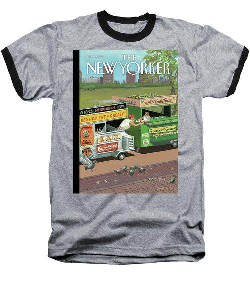 Gluten-free Gluten Baseball T-Shirt