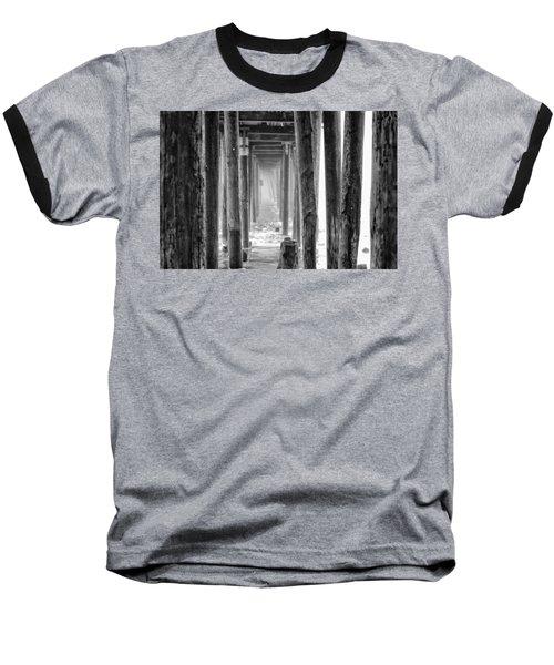 Baseball T-Shirt featuring the photograph Go Deep by Lora Lee Chapman