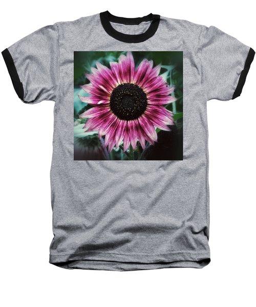 Go Pink Baseball T-Shirt by Karen Stahlros