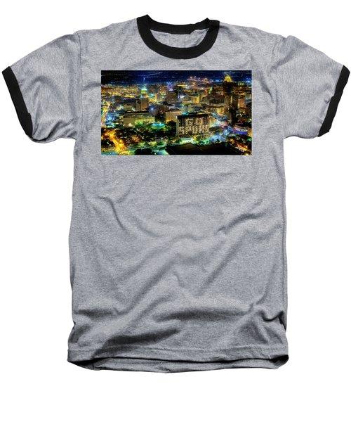 Go Spurs Baseball T-Shirt